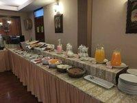 Breakfast @ Hotel Conde de Lemos