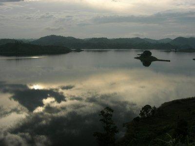 Uga_Lake Mutanda 2