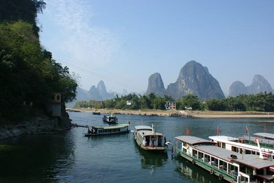 Guilin Li River Cruise