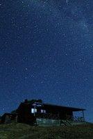 Cabin and Stars