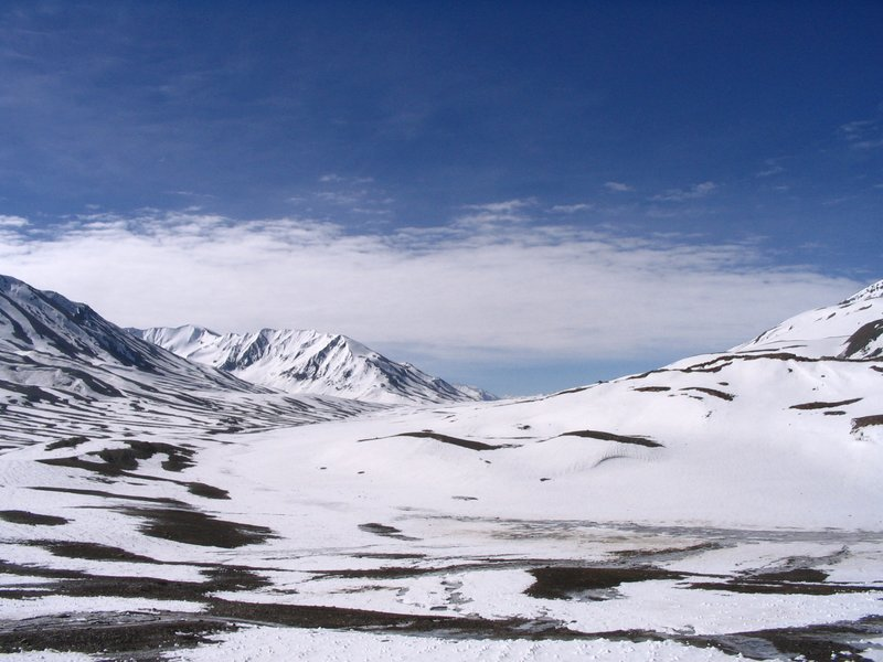 glacial himalaya
