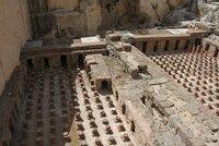 ROMAN BATHS IN BEIRUT