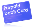 Prepaid international debit cards