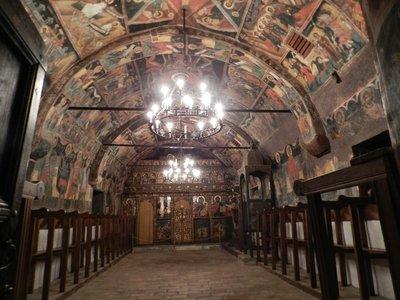 Kirche der Geburt Jesu Christi in Arbanasi