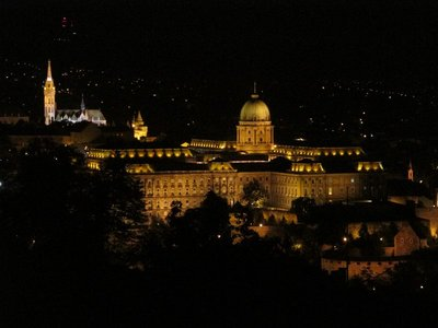 Budapester Schloss, Matthiaskirche und Fischerbastei