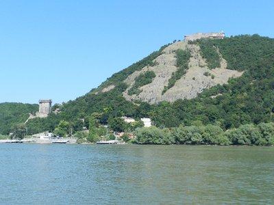 Burg Visegrad und Salomon-Turm