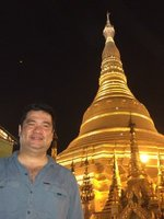 Shwedagon Pagoda, February 2014