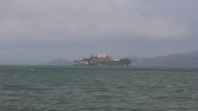 out to alcatraz