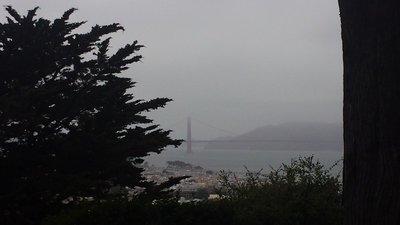 spot the Golden Gate