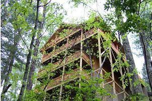 Log cabins – log cabin rentals – log cabin homes