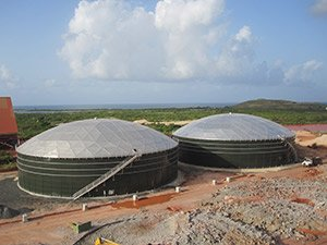 An innovative manufacturer organisation specialising in Bolted Steel Storage Tank