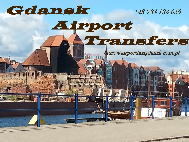 Gdansk Airport Taxi