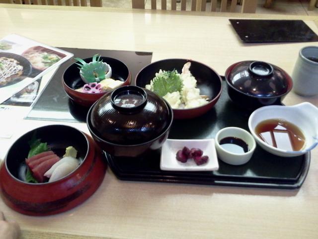 Fancy Multi-Course Lunch (Osaka)