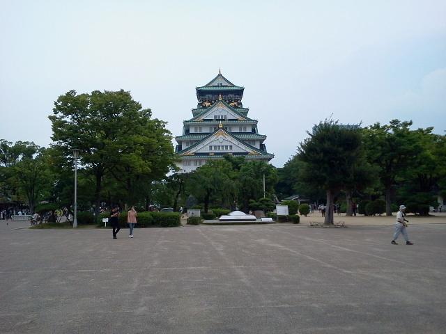 Another photo of Osaka Castle (Osaka)