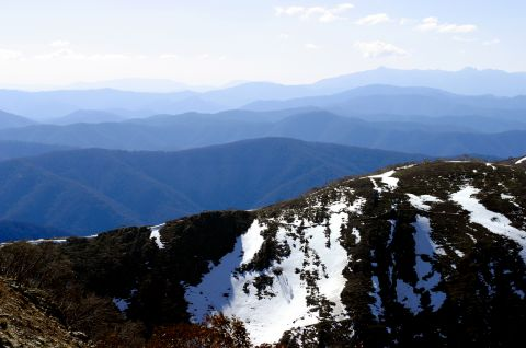 View from Falls Creek - Victoria