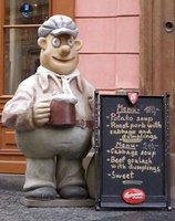 Restaurant, Prague