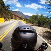 Columbia Motorcycle