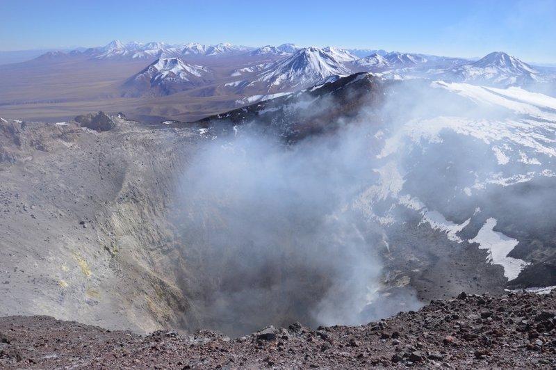Volcano Lascar