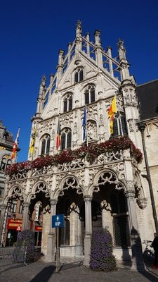 DAY 149 - Saturday 26th September - Westerlo to Mechelen to Leuven to Brussels