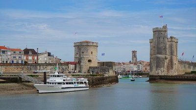 Day 7 - Thursday 7th May - La Trench-sur-Mer to La Rochelle