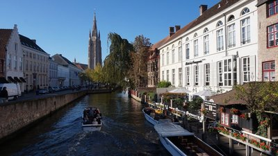 DAY 153 - Wednesday 30th September - Bruges to Lille to Retranchement