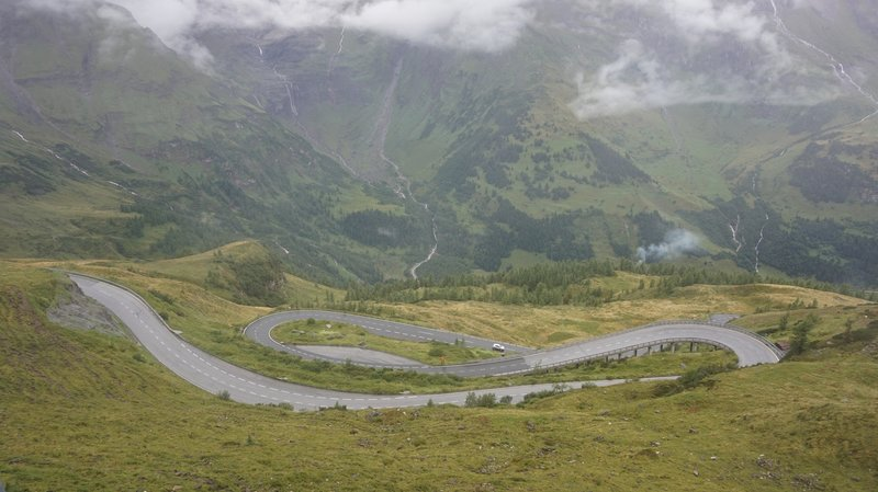 DAY 117 - Tuesday 25th August - Zee am See to Glossglockner Alpine Road to Maishofen