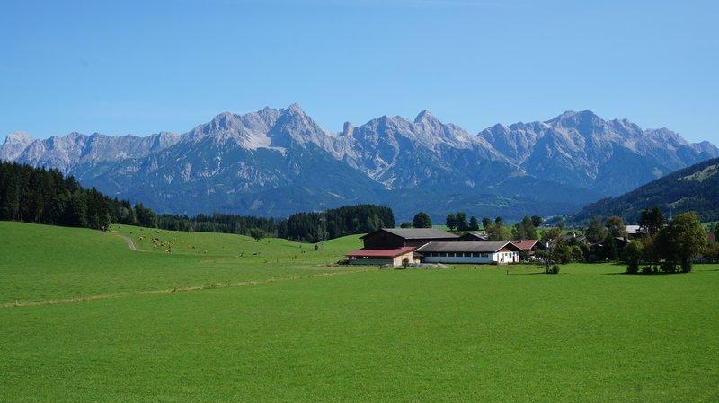 DAY 118 - Wednesday 26th August - Maishofen to Salzburg