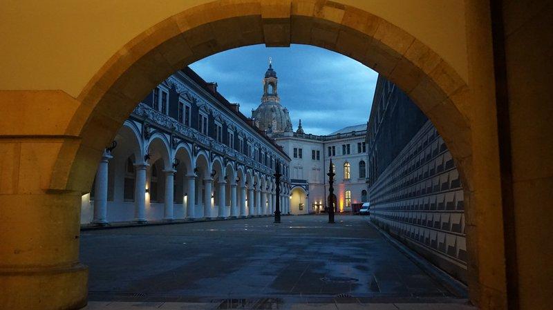 DAY 126 - Thursday 3rd September - Nuremberg to Bamberg to Dresden to Potsdam
