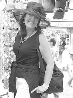 Paris Pleasures...Loved that hat!