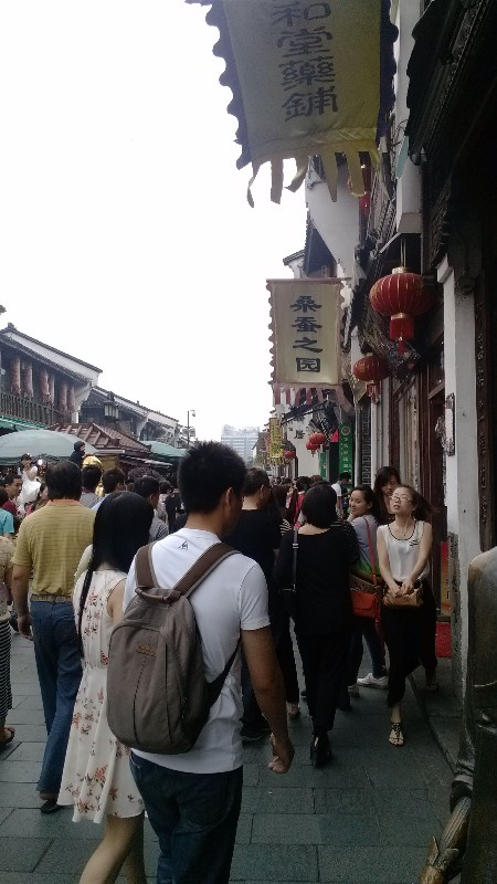 Qinghefang Ancient Street 1