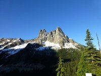 North Cascades National Park view