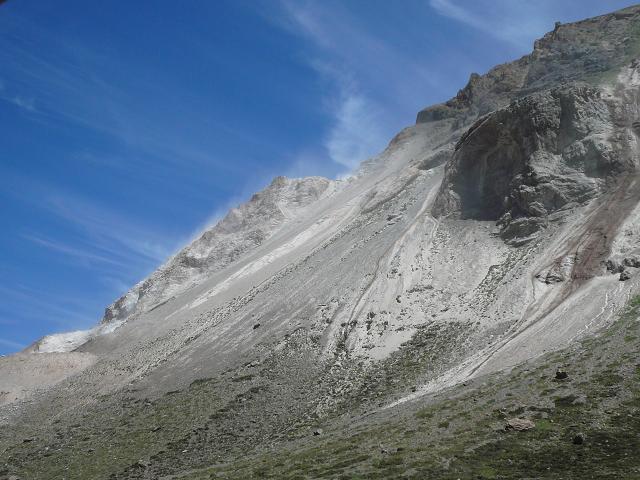 Argentina - Chile Border Rocks
