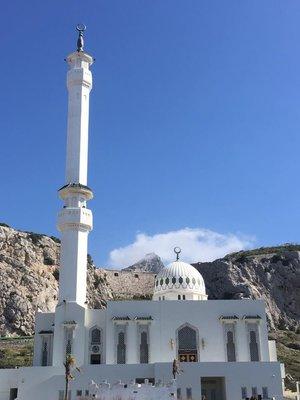 Ibrahim-al-Ibrahim Mosque, Europa Point