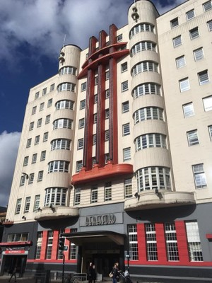 Glasgow's Beresford Hotel in Art Deco Style