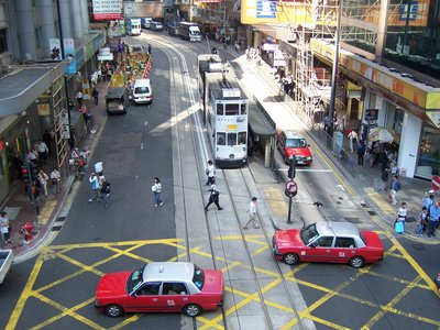 Tram and taxis, Central