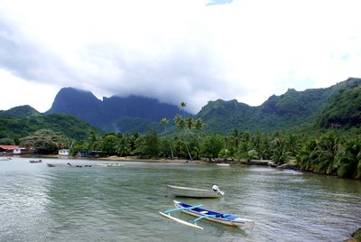 Little Bay on Moorea