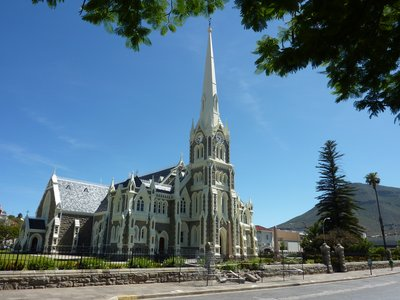 Dutch Reformed Church, Graaff Reinet