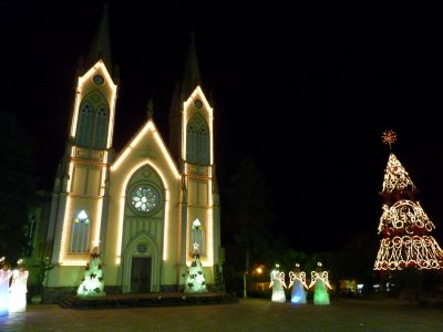 Veranopolis church