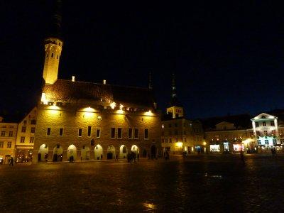 Town Hall and Raekoja Plats, Tallinn