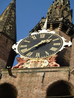Old Church Clock
