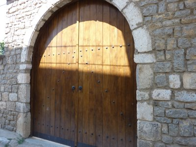 Door in Prizren