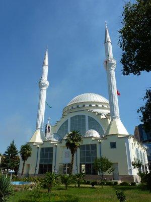 Mosque in Shkodra