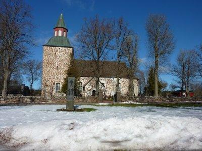 Saltviks Church
