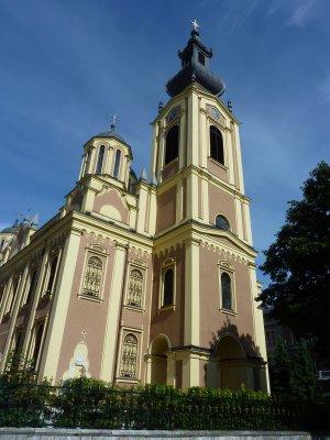 Orthodox Cathedral, Sarajevo