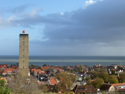 West-Terschelling Brandaris Lighthouse