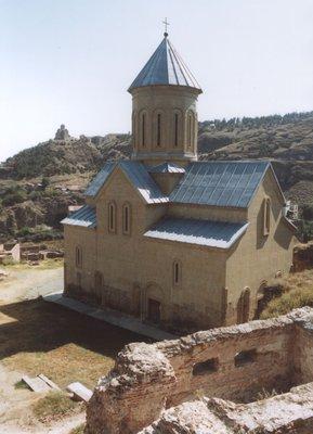 Georgian orthodox church, Tblisi