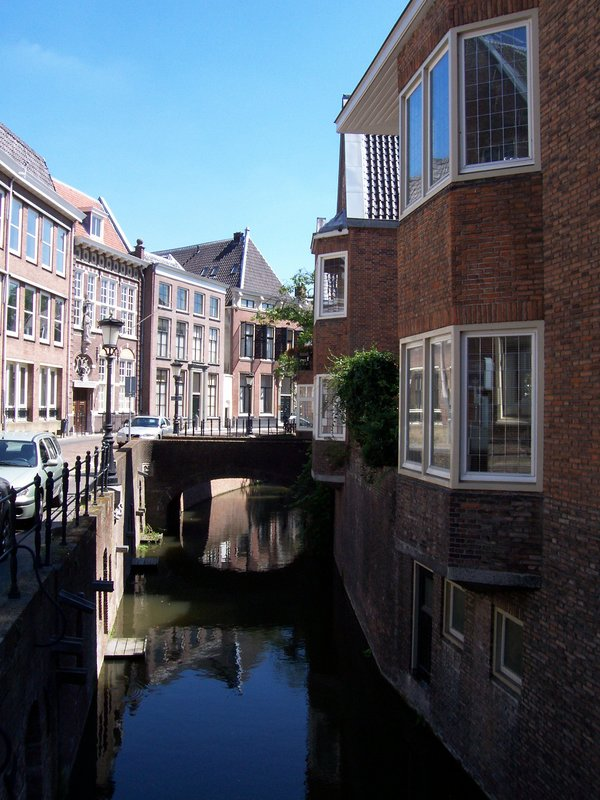 Living at the Utrecht canals