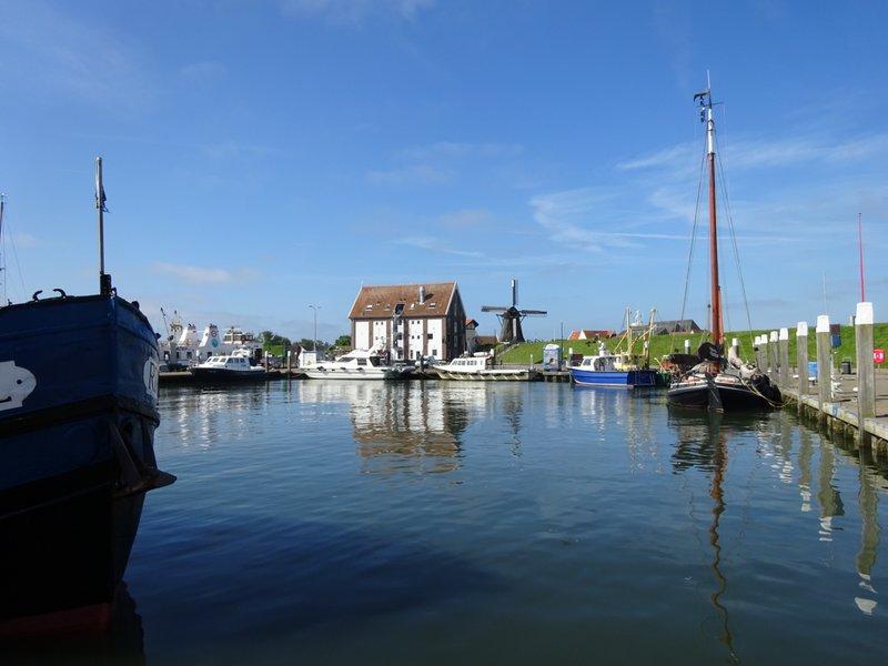 Oudeschild Harbour