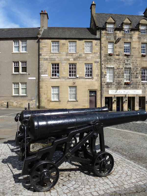 Stirling Canons