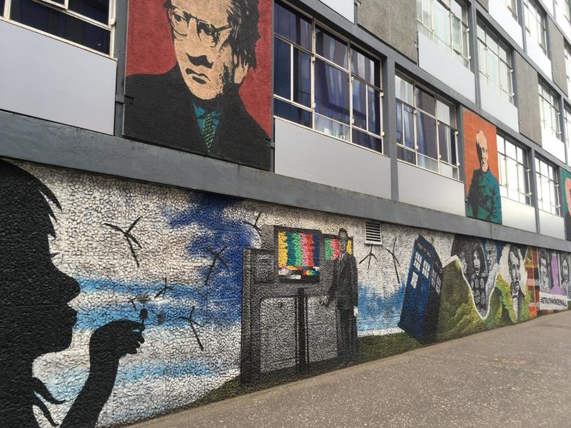 Glasgow Murals